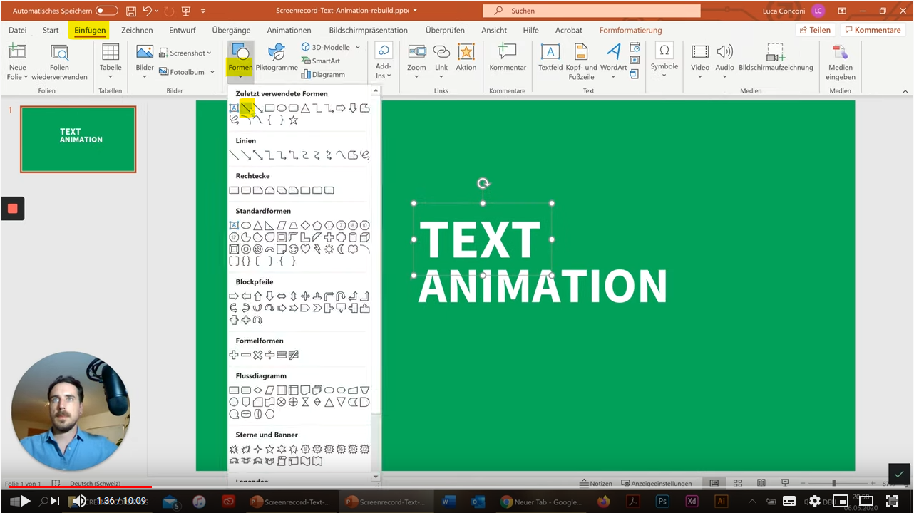 Animationsvideo PPT 1