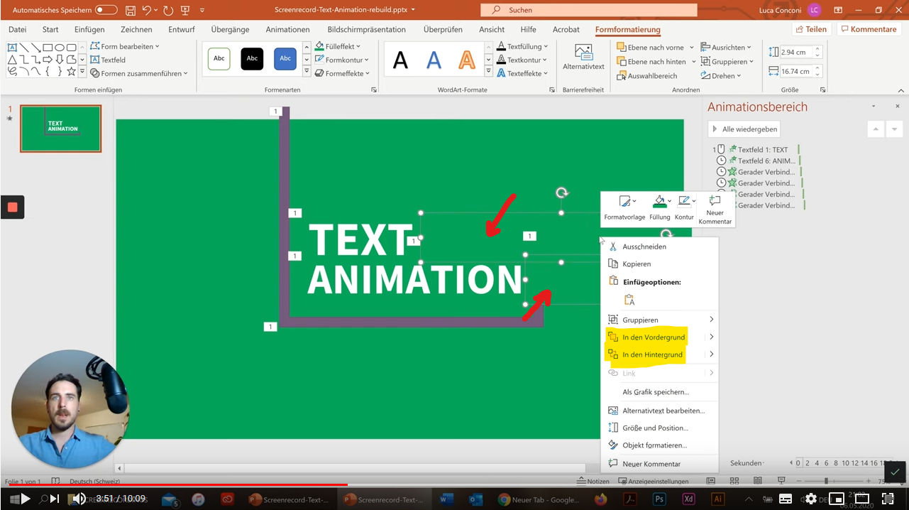 Animationsvideo PPT 5