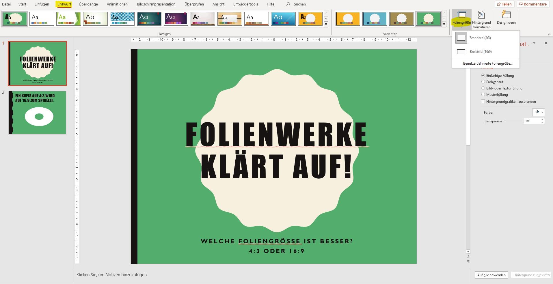 Slide-Format1