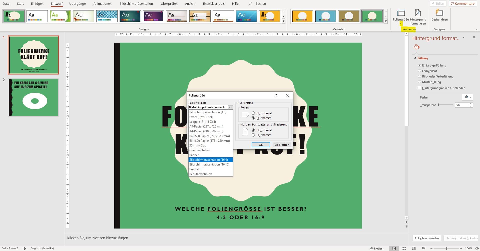 Slide-Format2