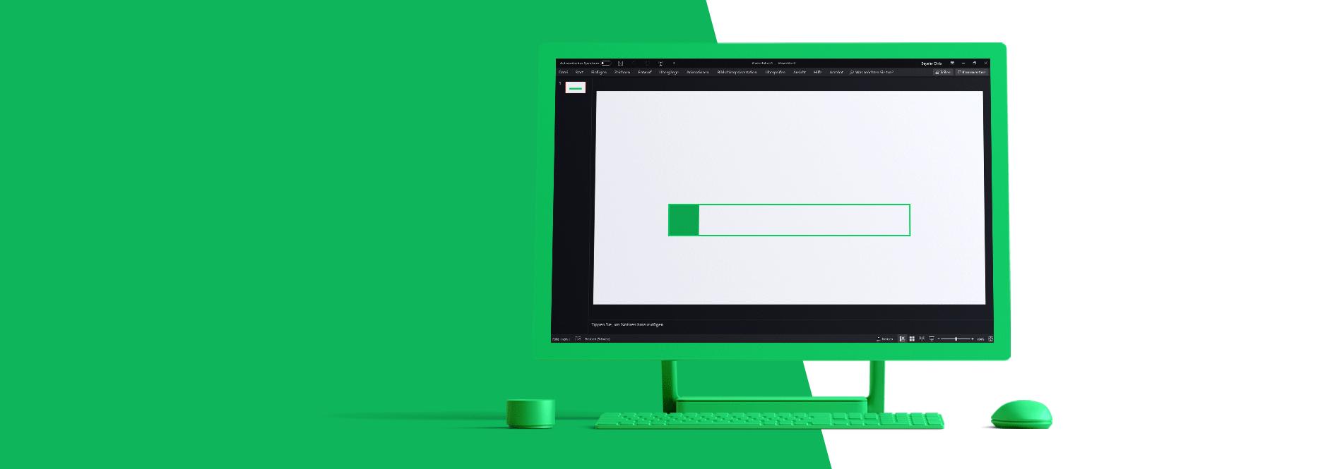 PowerPoint-Animationen