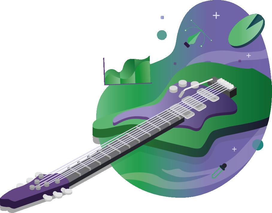 png-gitarre